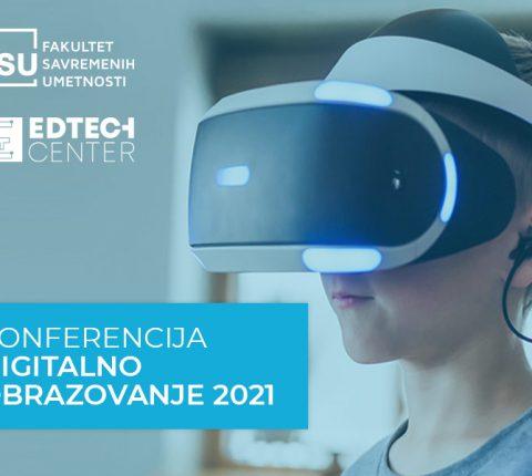 """Profesorka FSU Maja Vukadinović deo konferencije """"Digitalno obrazovanje 2021"""""""