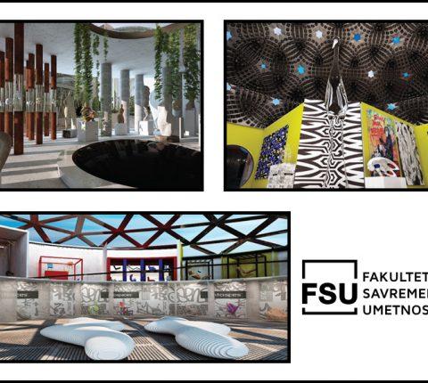 Veliki uspeh studentkinje FSU: Ana Čabarkapa izlaže na 43. Salonu arhitekture!