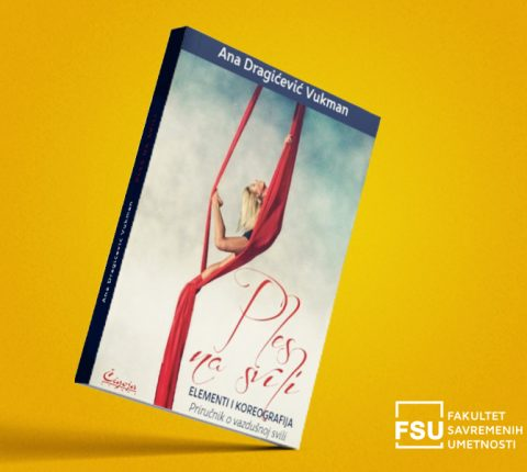 """Promocija knjige studentkinje glume na FSU """"Ples na svili"""""""