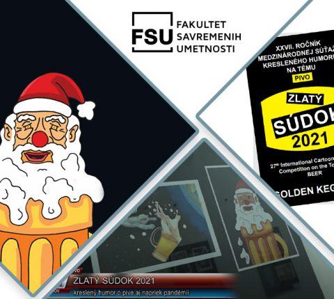 Studentu FSU Rastku Luliću nagrada na konkursu za karikaturu u Slovačkoj