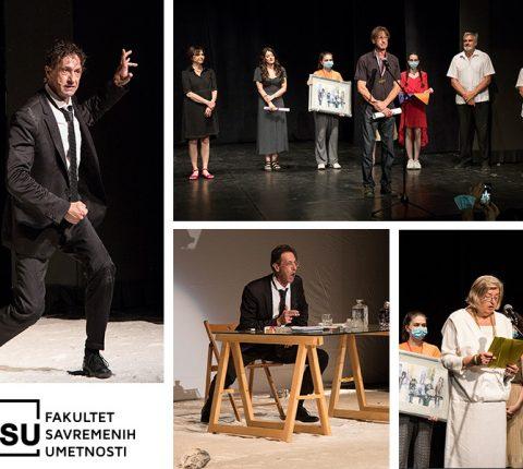 Profesor glume na FSU Slobodan Beštić nagrađen dvostrukom Zlatnom kolajnom